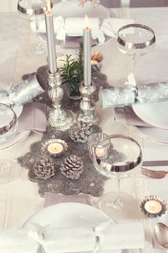 The Laura Ashley Blog | Dressing the table for Christmas.