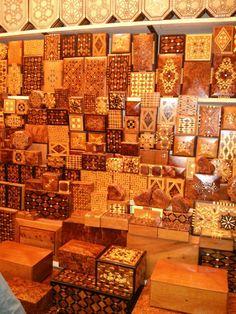 Wood masterpieces !