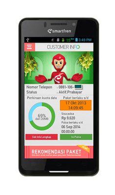 Kamu bisa mengadukan layanan Smartfren pakai apps Smartfren Customer Info ini ya Teman Smartfren. #SMARTaplikasi