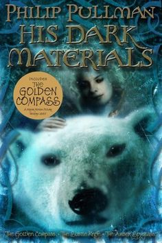 His Dark Materials: nothing says like 'winter' like armored polar bears.  #indigo #magicalholiday