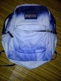 8f24204d4 mochila mochilas jansport jan sport stylo jean nevado usada | school  suplies | Jansport backpack, Backpacks y JanSport