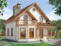 Village House Design, Country House Design, Simple House Design, Bungalow House Design, Country Style House Plans, House Front Design, Dream Home Design, Home Design Plans, Modern House Design