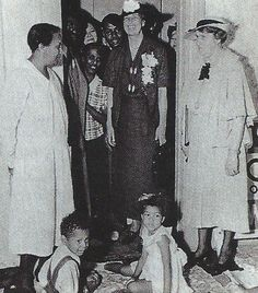 Eleanor Roosevelt, First Lady and a civil rights pioneer