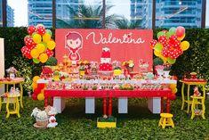 El cumpleaños de una niña inspirado en un día de Picnic. http://ideasparadecoracion.com/el-cumpleanos-de-una-nina-inspirado-en-un-dia-de-picnic/