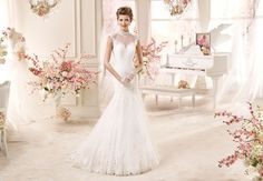71e61c6bd7f3 15 najlepších obrázkov z nástenky Svadobné šaty Nicole