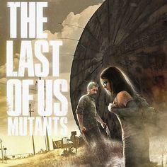 The Last of Us Mutants. Who saw Logan yesterday? What did you think? #Logan #thelastofus #wolverine #thelastofus2 #hughjackman #oldmanlogan #x23 #laura #ellie #mashup #fanart #game #marvel #marvelstudios #xmen
