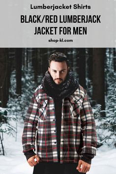 Looking for a versatile Lumber Jacket? Look no more! This Men´s plaid jacket is useful for everyday activities Our lumber jacket is great for chilled nights with the inner layer of fleece material, making it the ultimate buffalo jacket. Buffalo Jacket, White Heat, Everyday Activities, Plaid Jacket, Grey And White, Two By Two, Man Shop, Mens Fashion, Clothing