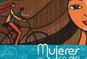 Portada libro Mujeres en Bici