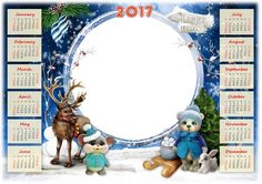 Beautiful Children Calendar 2017