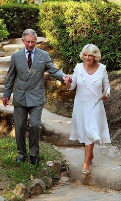 In Photos: Prince Charles and Camilla celebrate their 9th wedding anniversary