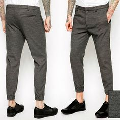 Source Guangzhou clothing manufacturer men formal pants designs men's three quarter pants on m.alibaba.com