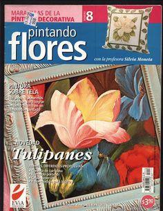 Pintando Flores Nº 8 - Patricia Peres - Picasa Web Albums...