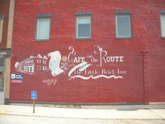 Cafe on the Route Baxter Springs, KS