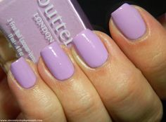 butter LONDON Molly Coddled | Swatches #SweetieShop