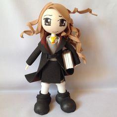 Hermione Granger Foamy 3D.