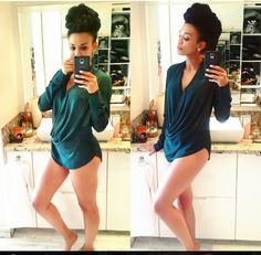 Pearl Thusi orders film crew to strip in support of her sex scene on set