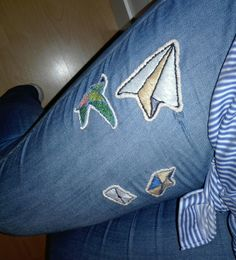#embroidery #patches