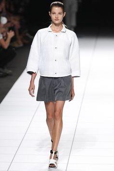 Issey Miyake Spring/Summer 2014 Ready-To-Wear Collection | British Vogue