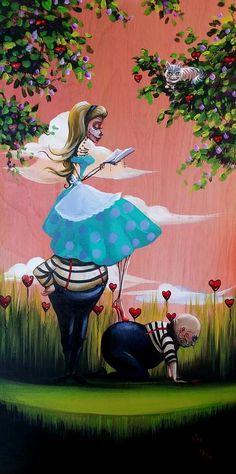 Kat Tatz   Alice In Wonderland   Tweedles
