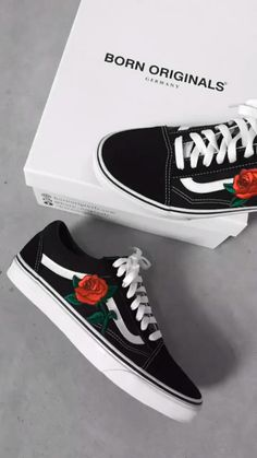 a6fdb2c22f1bfd 29 Best rose vans images
