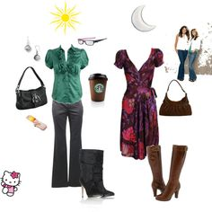 """The Lorelai Gilmore"" by ema221 on Polyvore"