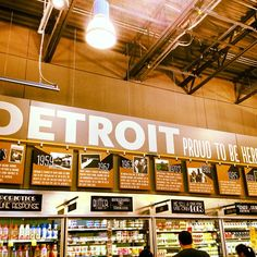 In Detroit, fans can find Taste Love Cupcakes' half-pint and mini cupcakes at Whole Foods Market Detroit.