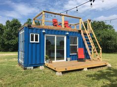 Resultado de imagen para container rustic cabin