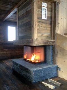 3 face vitr es cheminee pinterest chemin es. Black Bedroom Furniture Sets. Home Design Ideas