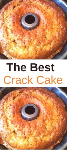 Ingredients : 1 box Duncan Hines yellow cake mix c brown sugar c white sugar 1 box vanilla pudding instant mix 2 teaspoons cinnamon 4 eggs c water c oil c white wine (really any kind) Directions : Preheat oven to Cake Recipes Without Oven, Cake Recipes From Scratch, Cake Mix Recipes, Dessert Recipes, Drink Recipes, Snack Recipes, Snacks, Duncan Hines, Chocolate Cake Mixes