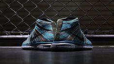 huge selection of 939e6 92f40 Nike Free Flyknit Chukka – Mineral Teal   Dark Obsidian Hyper Jade Copper  Nike Sneakers,