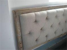 cabeceras de cama - Buscar con Google Decor, Interior Deco, Bedroom Decor, Headboard, Bed, Home Diy, Diy Déco, Cozy House, Home Decor