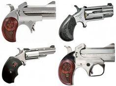 derringer, derringers, mini-revolver, mini-revolvers, revolver, revolvers