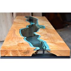 #Adhds2014 exhibitor #GregKlassen's river collection table