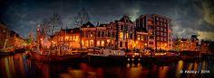 Winterwelvaart,Groningen stad,the Netherlands,Europe
