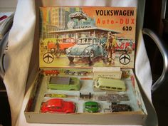 Volkswagen Dux Auto Dux  620 Montage Kasten Techno, Volkswagen, Porsche, Bmw, Limousine, Pinball, Montage, Autos, Tricycle