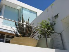 Stainless steel cable railing for balcony