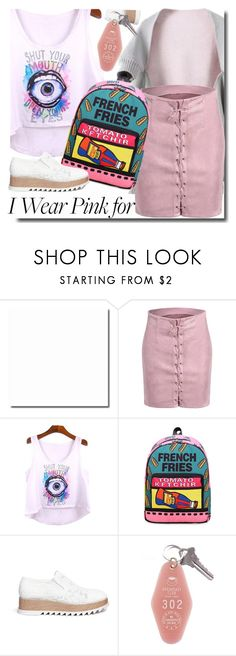 """""""Simple outfit"""" by soks ❤ liked on Polyvore featuring Pedder Red"""