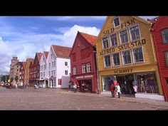 NORWAY's West: Fjords, Mountains and Bergen