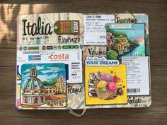 Bullet journal vacaciones