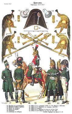 Dragons 1804-1815 (pl 25) 2