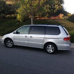 2001 Honda Odyssey -  San Marcos, CA #3464700777 Oncedriven