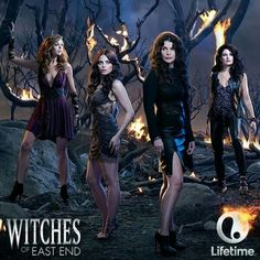 Witches of East End. As Bruxas de East End. Compre na 2001video/ Buy at 2001video - http://goo.gl/KQo6G8