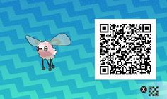 Pokémon Sol y Luna - 083 - Shiny Cutiefly Pokemon Sun Qr Codes, Code Pokemon, Pokemon Fan Art, Tous Les Pokemon, Pokemon Rare, My Pokemon, Pokemon Stuff, Pikachu, Pokemon Moon And Sun