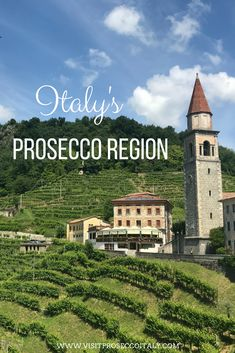 Did you know Italy's Prosecco region is one one hour from Venice making it the perfect day trip from Venice.or why not stay for a few nights. An ideal wine tasting tour from Venice, get to know Italy's under-discovered Prosecco region. Day Trips From Venice, German Beer Steins, Wine Searcher, Regions Of Italy, Wine Deals, Cheap Wine, The Monks, How To Make Beer, Best Beer