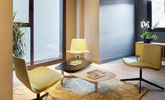 Bienvenidos al Hotel Imaz, un alojamiento que combina confort, eficiencia y sostenibilidad, como nuestras Lottus. #EneaDesign #hoteles #domótica #Lottus #LievoreAltherrMolina #sostenibilidad #eco #hostelería #interiorismo #deco #decoración #interiores #Guipúzcoa