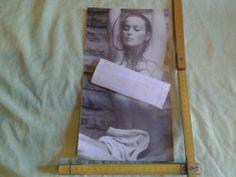 Famous women nude BO DEREK clipping from magazine1988
