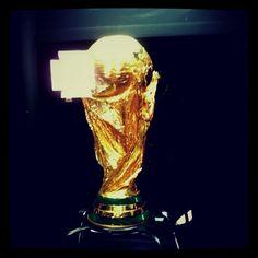 Trophy partner #worldcup #cocacola