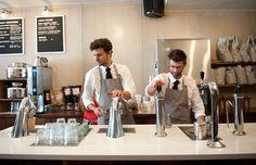 Caffeine Fix: 58 Extraordinary Coffee Shops Around America -- Grub Street New York