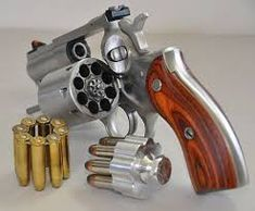 Ruger Redhawk .357 Magnum 8-shotSave those thumbs & bucks w/ free shipping on this magloader I purchased mine http://www.amazon.com/shops/raeind  No more leaving the last round out because it is too hard to get in. And you will load them faster and easier, to maximize your shooting enjoyment.  loader does it all easily, painlessly, and perfectly reliably