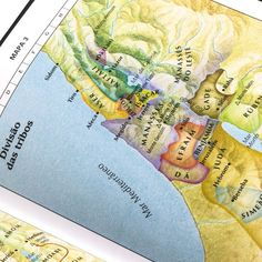 Bíblia de Estudo MacArthur Mapas Bíblicos